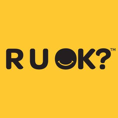 Today is RU OK? Day. A conversation could change a life.