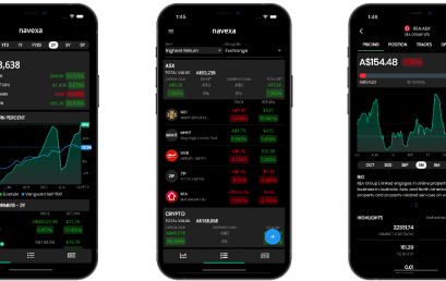 Navexa launches new mobile true performance portfolio tracking App on Android & iPhone